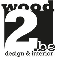 Logo Wood2.be